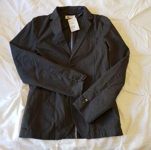 H&M Boys Blazer Style Button Up Jacket